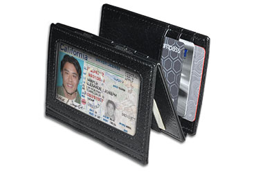 Magic Wallet Plus with Id Window