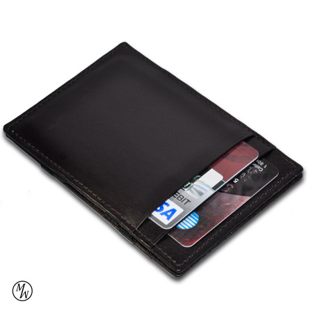 Original Magic Wallet Dark Brown