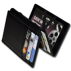 Magic Wallet Plus Black