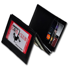 Magic Wallet Plus Window Black