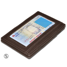Original Magic Wallet Window Brown