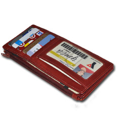 Magic Wallet Extended Burgundy